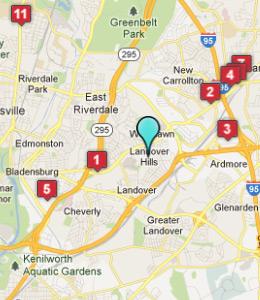 Landover Hills Md Hotels Amp Motels See All Discounts