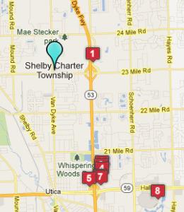 Motels In Shelby Township Mi