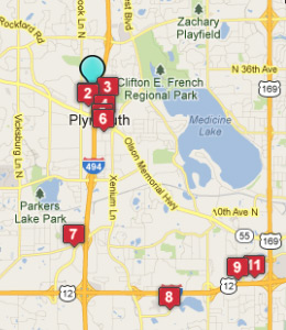 Plymouth Mn Hotels Amp Motels See All Discounts