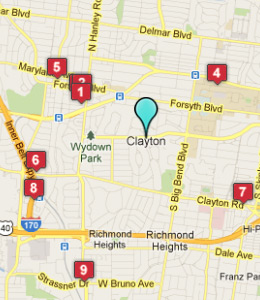 Clayton Mo Hotels Motels See All Discounts