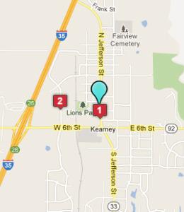 Hotels Near Kearney Mo