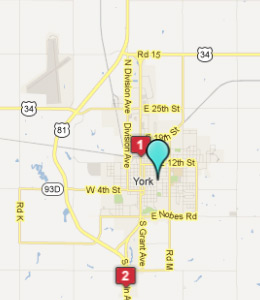 York NE Hotels Amp Motels  See All Discounts