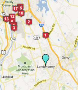 Londonderry Nh Hotels Motels
