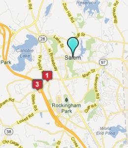 Motels Near Salem Ma