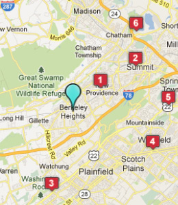 Hotels Near New Providence Nj