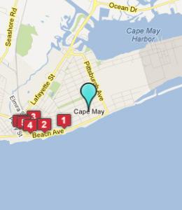 Cape May NJ Hotels Amp Motels  See All Discounts
