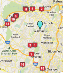 Montclair Nj Hotels And Motels