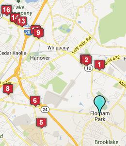 Hotels Near Florham Park Nj