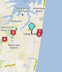 Hotels Near Monmouth University West Long Branch Nj