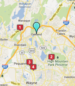 Hotels Near Oakland Nj