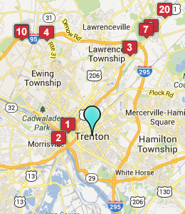 Hotels Near Sun Center Trenton Nj