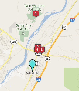 Hotels Near Santa Ana Casino Nm