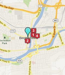 Cheap Hotels In Binghamton Ny