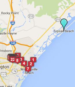 Topsail Beach North Carolina Hotels Rouydadnews Info