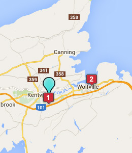 Hotels Near Acadia University Wolfville Ns