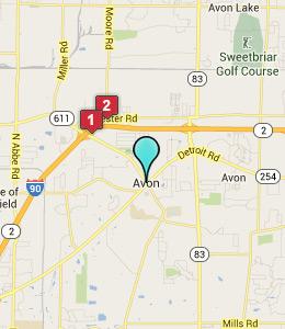 Cheap Hotels In Avon Ohio
