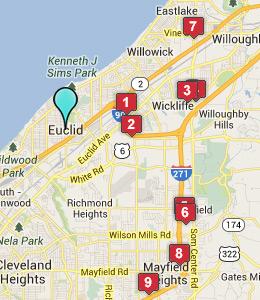 Hotels Amp Motels Near Euclid Ohio  See All Discounts