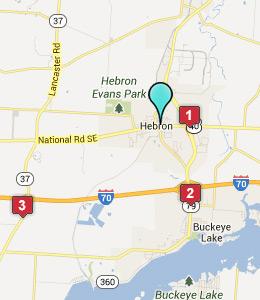 Motels In Hebron Ohio
