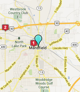 mansfield ohio hotels motels see all discounts. Black Bedroom Furniture Sets. Home Design Ideas