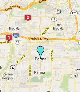 Hotels Near Parma Ohio