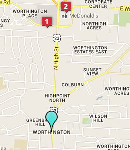 Worthington Ohio Hotels Amp Motels See All Discounts