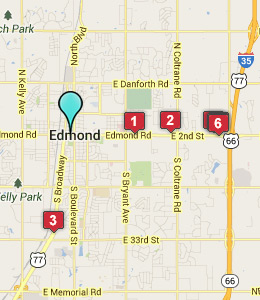 Edmond Oklahoma Hotels Near Ocu