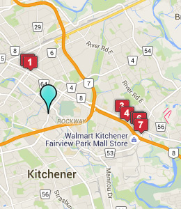 Motels In Kitchener Waterloo Ontario