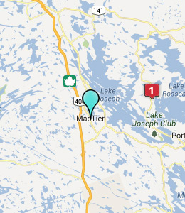 Hotels Near Minett Ontario