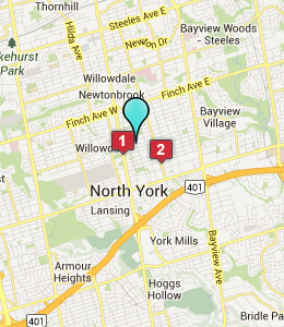 Hotels And Motels In North York Ontario
