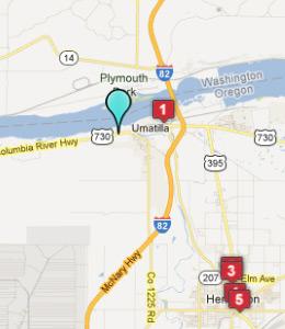 Umatilla, Oregon Hotels & Motels - See All Discounts