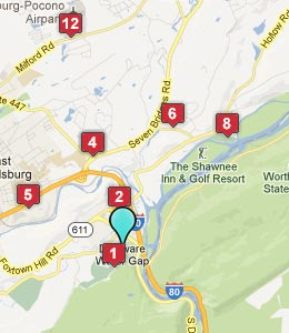 Delaware Water Gap PA Hotels Amp Motels  See All Discounts