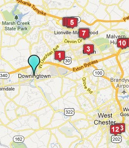 Downingtown Pa Hotels Amp Motels See All Discounts