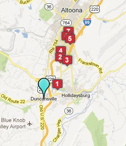 Motels Near Altoona Pa