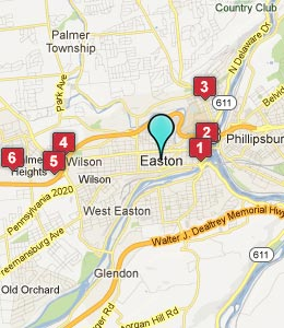 Easton PA Hotels Amp Motels  See All Discounts