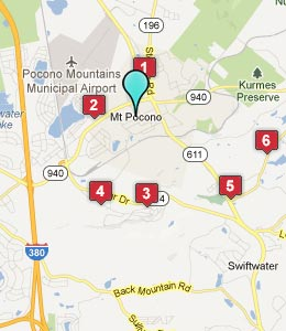Mount Pocono Pa Hotels Amp Motels See All Discounts