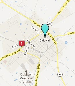 Caldwell Texas Hotels & Motels See All Discounts