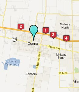 Cheap Hotels In Donna Texas