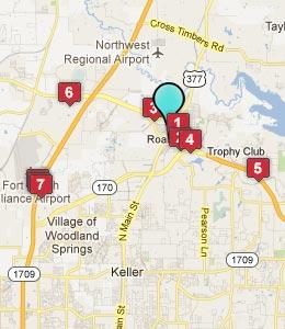 Roanoke Texas Hotels Motels See All Discounts
