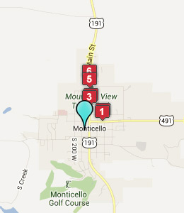 Hotels And Motels In Monticello Utah