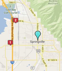 Pet Friendly Hotels In Springville Utah