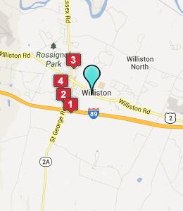 Hotels In Williston Vt Area