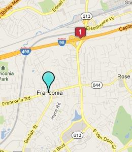 Restaurants In Franconia Va