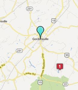 Hotels Near Gordonsville Va