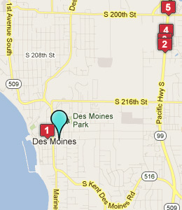 Des Moines WA Hotels Amp Motels  See All Discounts