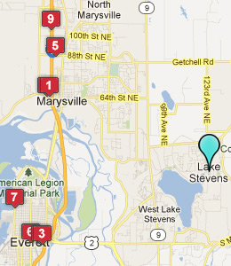 Hotels Near Lake Stevens Wa