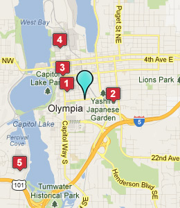 Olympia WA Hotels Amp Motels  See All Discounts
