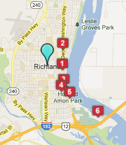 Richland WA Hotels Amp Motels  See All Discounts