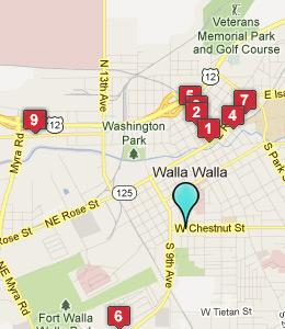 Walla Walla Wa Hotels Motels