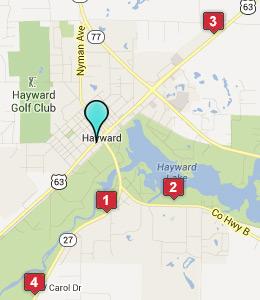 Hotels In Hayward Wi Area