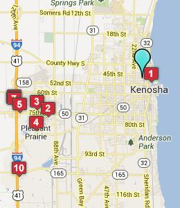 Kenosha WI Hotels Amp Motels  See All Discounts